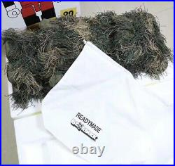 1000% Bearbrick Readymade Army Green Mickey Mouse Clothing Fast Shipping 2021