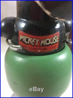 1930s Walt Disney Composition Steamboat Willie 9 Mickey Mouse Fun-E-Flex