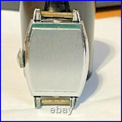1937 Ingersoll Mickey Mouse Wrist Watch Walt Disney Enterprises