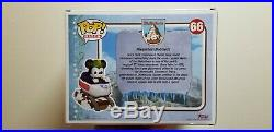 2019 NYCC Funko Pop Mickey Mouse on Matterhorn Ride 1500 LE Official On Hand
