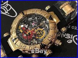 22734 Invicta Disney Reserve 47mm Subaqua Noma I Ltd Ed Swiss Quartz Watch