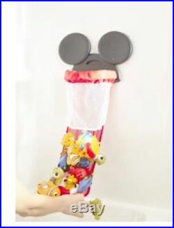 22-piece MICKEY MOUSE Complete BATHROOM SET Shower Curtain+Hooks+Mat+Towels Lot