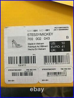 Aldo X Disney Mickey Mouse-StessyMickey 700002043 Size 10US 41Euro + Bonus