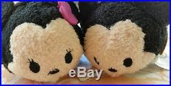 Authentic Disney Aloha Hawaii Minnie Mickey Mouse Stitch tsum tsum FREE SHIP