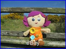Authentic ThinkWay Disney Toy Story 3 Signature Collection DOLLY Soft Plush Doll