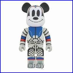 Bearbrick Mickey x Billionaire Boys Club 1000% BBC Disney 90th Anniversary Rare