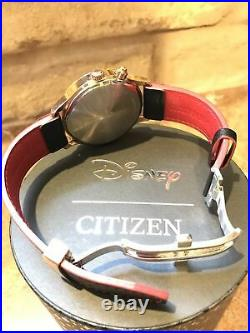 Citizen Eco-Drive Disney Mickey Mouse Watch