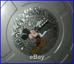 DISNEY PARKS & RESORTS Original Cast Member Prop Mickey Mouse Film Can Reel