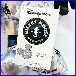 Disney 2018 Mickey Mouse Memories January Plush