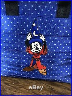 Disney Harveys Fantasia Bag Sorcerers Apprentice Mickey Mouse Purse Seatbelt