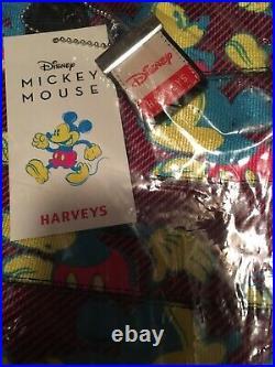 Disney Harveys Seatbelt Mickey Mouse MCKY Medium Streamline Tote NWT
