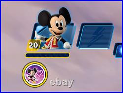 Disney Infinity King Mickey Power Disc D23 Exclusive Rare