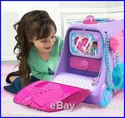 Disney Junior Doc McStuffins Get Better Talking Mobile Clinic Cart Toy NEW
