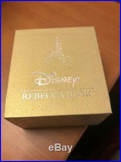 Disney Mickey Mouse AP Annual Passholder SterlingSilver Necklace by Rebecca Hook