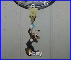 Disney Mickey Mouse Animated Talking Wall Clock
