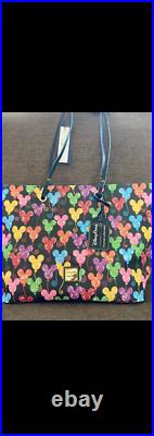 Disney Mickey Mouse Balloons Tote by Dooney & Bourke 10th Anniversary