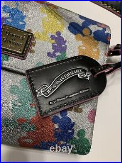 Disney Mickey Mouse Crossbody Bag by Dooney & Bourke 10th Anniversary