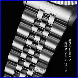 Disney Mickey Mouse Wrist Watch World Limited 85th Silver Stainless Japan