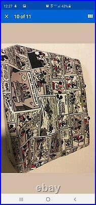 Disney Parks Kate Spade New York Minnie Mouse Comic Tote Handbag