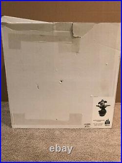 Disney Parks Medium Big Fig Fantasia Sorcer Mickey Mouse + Original Box