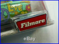 Disney Pixar Cars Filmore(Fillmore) Perfect spelling Error Card Front and Back