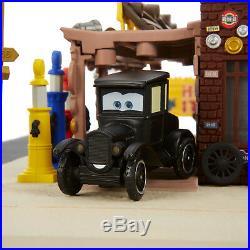 Disney Pixar Cars Precision Series Lizzie's Radiator Springs Curios Playset NEW