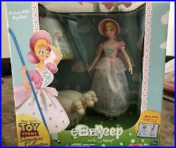 Disney Pixar Signature Collection Bo Peep. New In Box. UK Seller. Extr Rare