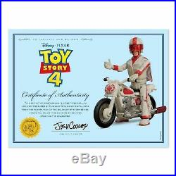 Disney Pixar Toy Story 4 Signature Collection Duke Caboom Stunt Set IN HAND SHIP