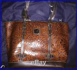 Disney Retired Pattern Dooney and Burke Purse. Mickey Mouse Dooney and Burke