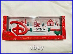 Disney Store Cast Member Exclusive 2019 Christmas Xmas Mickey Minnie opening Key
