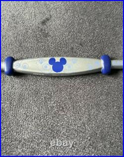 Disney Store New York Key Times Square Opening Ceremony Silver Blue Mickey Mouse