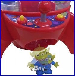 Disney Toy Story TAKARA Space Crane Little Green Alien Electric Claw Machine JP
