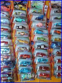 Disney pixar cars diecast bundle