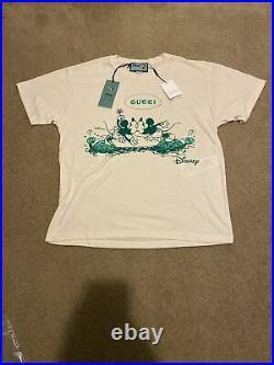 Disney x Gucci T-Shirt Large