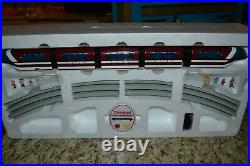 Disneyland Resort Monorail Red Top Playset Remote Controlled With Sound