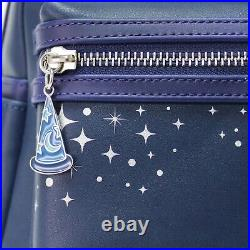 EIGHT3FIVE x LOUNGEFLY EXCLUSIVE Fantasia Mini Backpack With Necklace Bundle