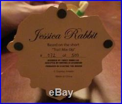 ELECTRIC TIKI SIDESHOW DISNEY JESSICA ROGER RABBIT Maquette Statue FIGURE Toy