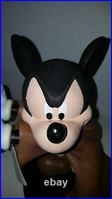 Extremely Rare! Walt Disney Mickey Mouse as Jedi Star Wars Figurine Statue