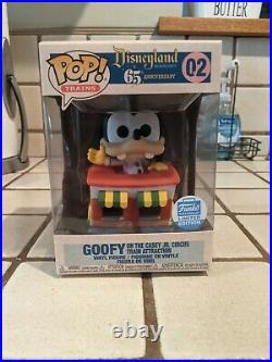 Funko Pop! Disneyland 65th Casey Jr. Train Lot