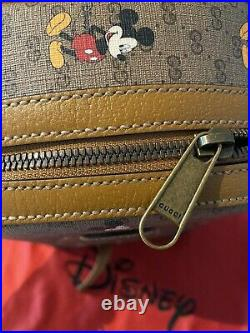 Gucci X Disney Mickey Mouse Backpack Small