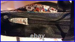 Harveys Seatbelt Bag Disney Mickey Mouse Best Friends Forever Streamline Tote