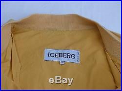 Iceberg Bomber Jackeauto Gumball Mickey Mouse Auto Disneygr XL Xxlrarität
