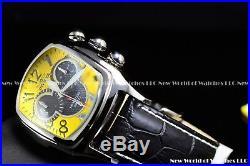Invicta Men's 44mm Disney Dragon Mickey Lupah LE Chrono Yellow Swiss Movt Watch