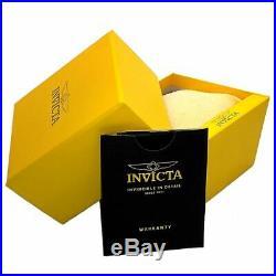 Invicta Men's Watch Disney Automatic Brown Leather Strap 23794
