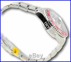 Invicta Pro Diver Disney Limited Edition Red Mickey Automatic Watch 24609 RARE