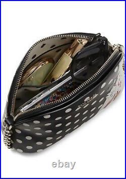 KATE SPADE x DISNEY Minnie Mouse Small Dome Polka Dot Crossbody Bag NWT LTD Ed