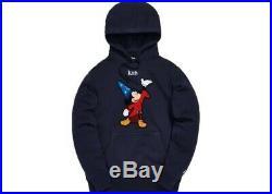 Kith X Disney 40s Fantasia Hoodie Size Medium Mickey Mouse