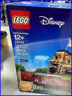 LEGO 71044 Disney Train And Station New Sealed