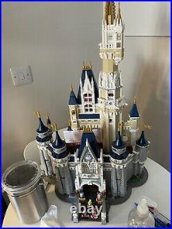 LEGO Disney Princess The Disney Castle (71040)
