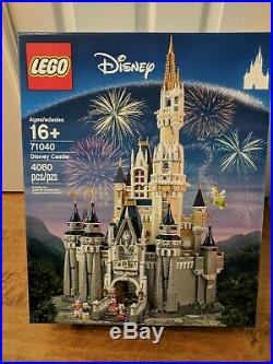 LEGO Disney Princess The Disney Castle (71040), New in Box